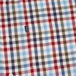 Мужская рубашка Barbour Bibury Red фото- 2