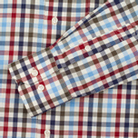 Barbour Bibury Shirt Red photo- 3