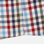Мужская рубашка Barbour Bibury Red фото- 4