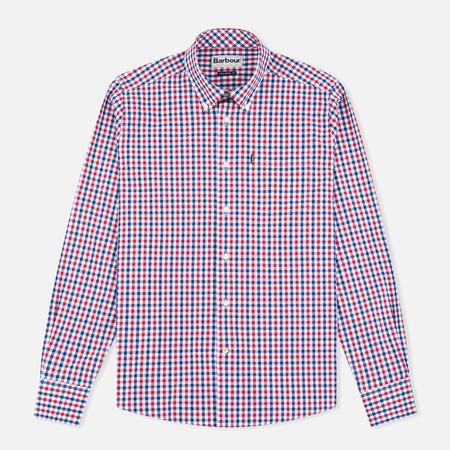 Мужская рубашка Barbour Bruce Navy