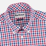 Мужская рубашка Barbour Bruce Navy фото- 1