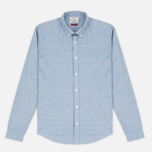 Мужская рубашка Barbour Carew Sky Blue фото- 0