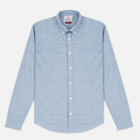 Мужская рубашка Barbour Carew Sky Blue