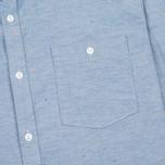 Barbour Carew Men's Shirt Sky Blue photo- 3