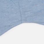 Мужская рубашка Barbour Carew Sky Blue фото- 5