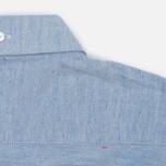 Barbour Carew Men's Shirt Sky Blue photo- 6