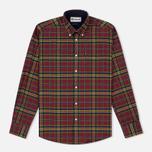 Мужская рубашка Barbour Castlebay Crimson фото- 0