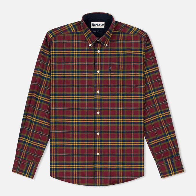 Мужская рубашка Barbour Castlebay Crimson