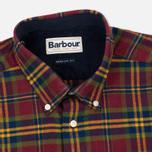 Мужская рубашка Barbour Castlebay Crimson фото- 1