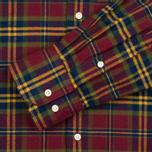 Мужская рубашка Barbour Castlebay Crimson фото- 3