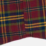 Мужская рубашка Barbour Castlebay Crimson фото- 4