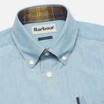 Barbour Colt Men's Shirt Indigo photo- 1