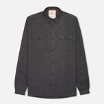 Мужская рубашка Barbour Hibbert Charcoal фото- 0