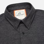 Мужская рубашка Barbour Hibbert Charcoal фото- 1