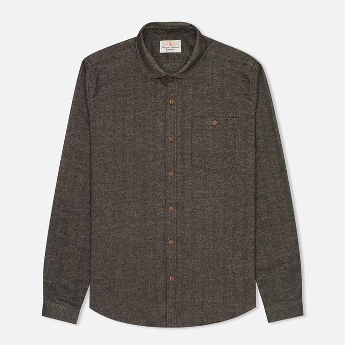 Barbour Kidwell Men's Shirt Grey