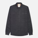 Мужская рубашка Barbour Landry Navy фото- 0