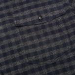 Мужская рубашка Barbour Landry Navy фото- 2