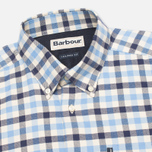 Barbour Moss Men's Shirt Sea Blue photo- 1