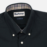 Barbour Oxford Men's shirt Forest photo- 1