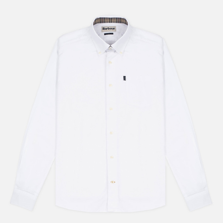 Barbour Oxford Men's Shirt White
