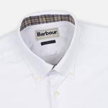 Мужская рубашка Barbour Oxford White фото- 1