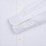 Мужская рубашка Barbour Oxford White фото- 3