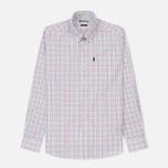 Мужская рубашка Barbour Patrick Pillar Box Red фото- 0