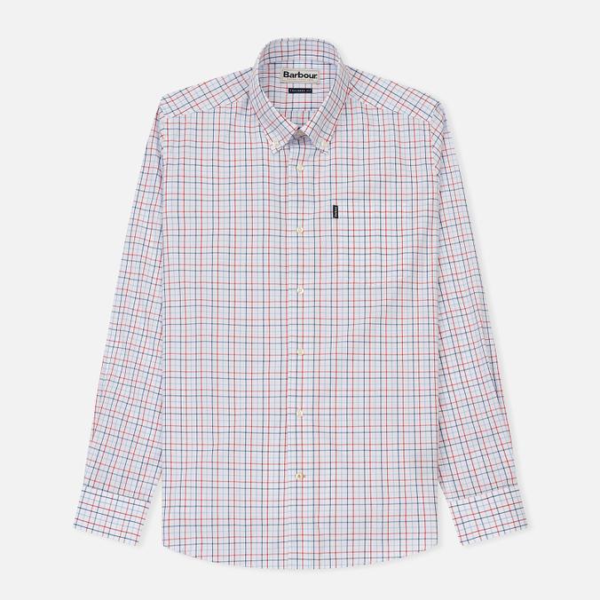Мужская рубашка Barbour Patrick Pillar Box Red