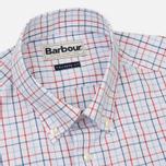Мужская рубашка Barbour Patrick Pillar Box Red фото- 1