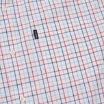 Мужская рубашка Barbour Patrick Pillar Box Red фото- 2