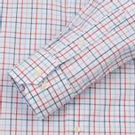Мужская рубашка Barbour Patrick Pillar Box Red фото- 3