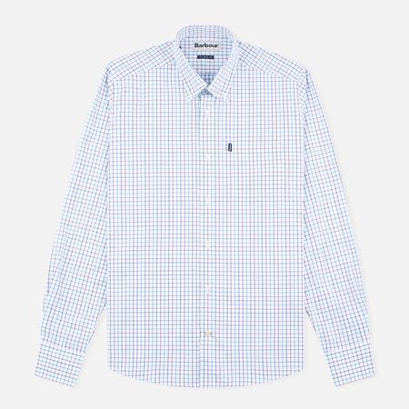 Мужская рубашка Barbour Patrick Plum