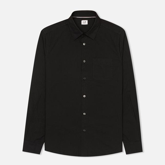 Мужская рубашка C.P. Company Regular Fit Blue
