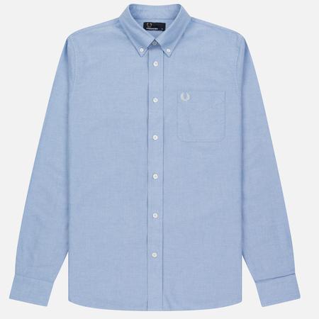Мужская рубашка Fred Perry Classic Oxford Light Smoke