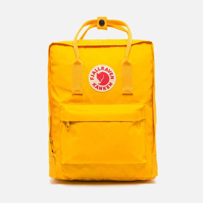 Рюкзак Fjallraven Kanken Warm Yellow