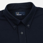 Мужская рубашка Fred Perry Classic Oxford Navy фото- 1