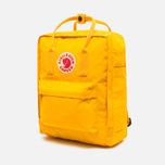 Рюкзак Fjallraven Kanken Warm Yellow фото- 1