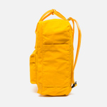 Fjallraven Kanken Backpack Warm Yellow photo- 2