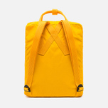 Fjallraven Kanken Backpack Warm Yellow photo- 3