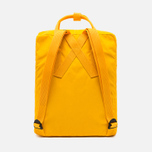Рюкзак Fjallraven Kanken Warm Yellow фото- 3