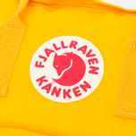 Рюкзак Fjallraven Kanken Warm Yellow фото- 5