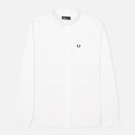 Fred Perry Classic Oxford Men's Shirt White