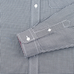 Мужская рубашка Fred Perry Classic Gingham Black фото- 3