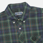 Мужская рубашка Fred Perry Laurel Tartan Green фото- 1