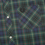 Мужская рубашка Fred Perry Laurel Tartan Green фото- 2