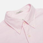 Мужская рубашка Gant Diamond G The Perfect Oxford LS BD Pastel Pink фото- 1