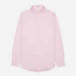 Мужская рубашка Gant Diamond G The Perfect Oxford LS BD Pastel Pink фото- 0