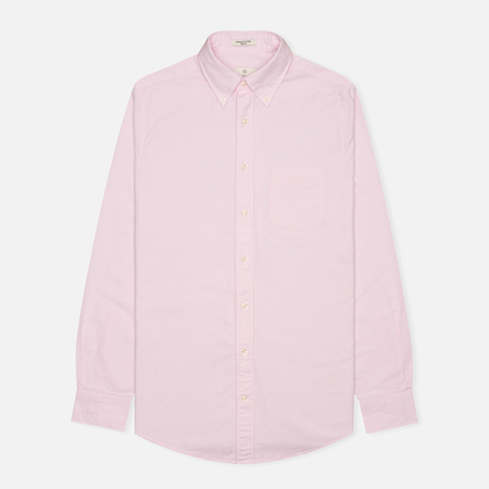 Мужская рубашка Gant The Perfect Oxford LS BD Pastel Pink