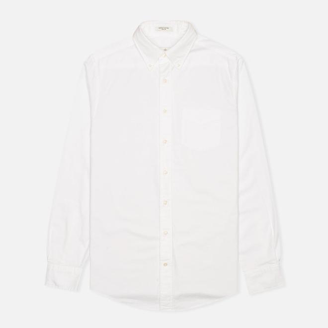 Мужская рубашка Gant The Perfect Oxford LS BD White