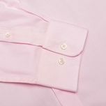 Мужская рубашка Gant Diamond G The Pin Point Oxford LS BD Pastel Pink фото- 3